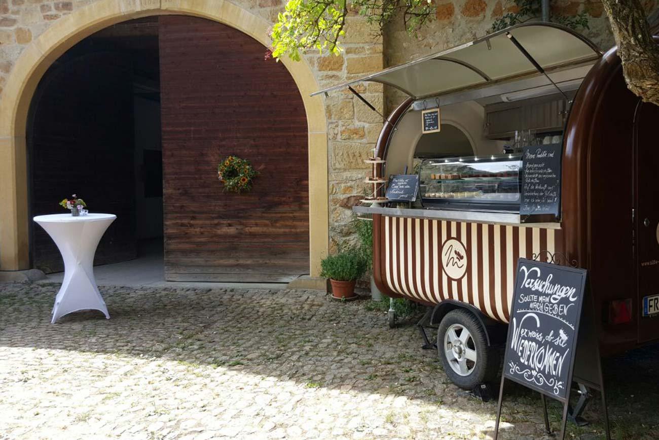 Das Dessertbuffet für Ihre Hochzeit in Freiburg